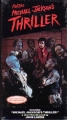 MICHAEL JACKSON Thriller USA VHS Video Sealed