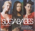SUGABABES Follow Me Home UK CD5 w/4 Trks