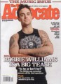 ROBBIE WILLIAMS Advocate (5/13/03) USA Gay Magazine