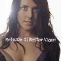 MELANIE C Better Alone UK DVD Single