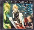 MYLENE FARMER Live A Bercy FRANCE 2CD w/Collectable Package
