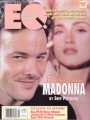 MADONNA EQ (Winter/92) USA Magazine