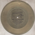 BAY CITY ROLLERS Interview Flexi Disc UK 7