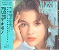 ALYSSA MILANO Alyssa JAPAN Picture CD Ltd.Edtion w/24-page Color Booklet