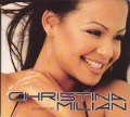 CHRISTINA MILIAN Christina Milian USA CD Advance Copy