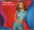 BRITNEY SPEARS Oops!...I Did It Again EU CD5 w/4 Tracks
