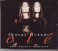 AZUCAR MORENO Ole The Fiesta Remixes SPAIN CD5
