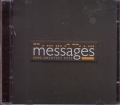 OMD Messages Greatest Hits EU CD/DVD