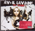 AVRIL LAVIGNE He Wasn't EU CD5 w/3 Trks + Video Diary and more