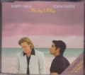 HALL & OATES The Sky Is Falling EU CD5 w/Live Tracks