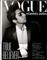 LADY GAGA Vogue Hommes Japan (Vol.5 2010/2011) JAPAN Magazine