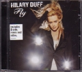 HILARY DUFF Fly EU CD5 w/3 Tracks + Video