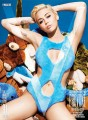 MILEY CYRUS V Magazine (#91, Fall/14) USA Magazine
