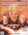 STAR TREK Cinefantastique (2/95) USA Magazine