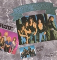 BON JOVI Heat Beat Live 1989 JAPAN Tour Program