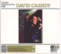 DAVID CASSIDY Live In Concert EU CD+DVD