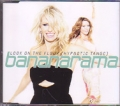 BANANARAMA Look On The Floor UK CD5