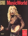 BRITNEY SPEARS BMI Music World (Spring/02) USA Magazine