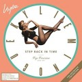 KYLIE MINOGUE Step Back In Time: The Definitive Collection USA 2LP Color Vinyl