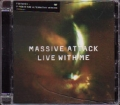 MASSIVE ATTACK Live With Me EU DVD Single w/3 Tracks