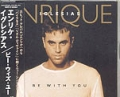 ENRIQUE IGLESIAS Be With You Remixes JAPAN CD5 w/4 Tracks