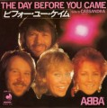 ABBA The Day Before You Came JAPAN 7
