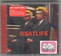 PET SHOP BOYS Nightlife 2CD Bonus VCD Set!
