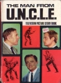 MAN FROM UNCLE Televison Picture Story Book UK Book