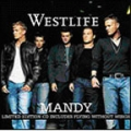 WESTLIFE Mandy UK CD5 w/2 Tracks