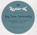 BJORK Big Time Sensuality USA Double 12