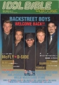 BACKSTREET BOYS Idol Bible (Vol.17) JAPAN Magazine