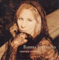 BARBRA STREISAND Higher Ground USA Promo Cardboard Flat