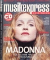 MADONNA Musikexpress Sounds (4/2000) GERMANY Magazine