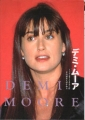 DEMI MOORE Deluxe Color Cine Album JAPAN Picture Book