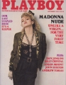 MADONNA Playboy (9/85) USA Magazine