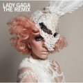 LADY GAGA The Remix UK CD
