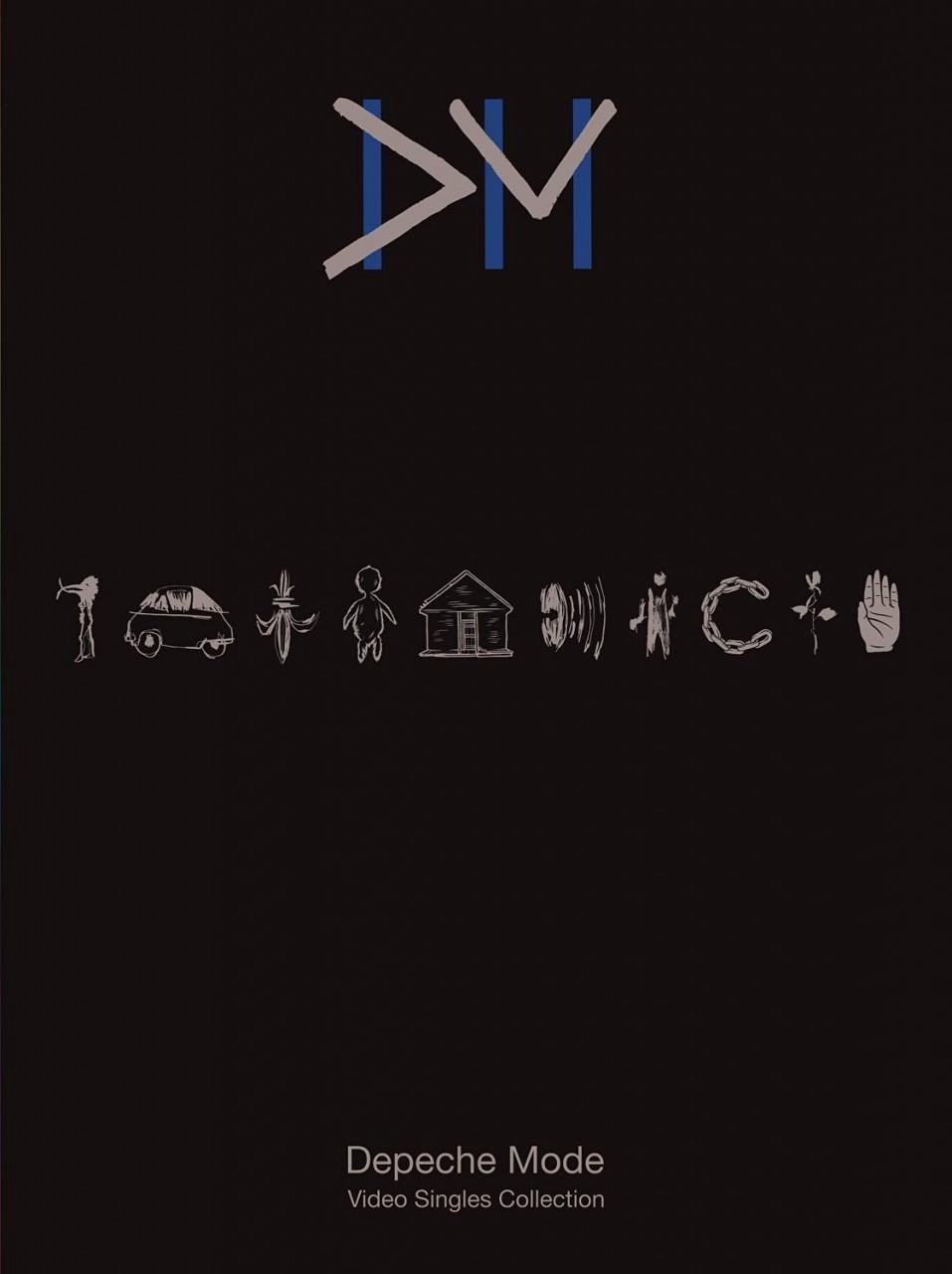DEPECHE MODE Video Singles Collection USA DVD