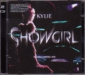 KYLIE MINOGUE Showgirl EU 2CD