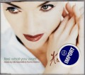 KRISTINE W Feel What You Want UK CD5 w/4 Mixes