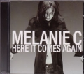 MELANIE C Here It Comes Again UK DVD
