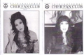 CHER Int'l Cher Fan Club USA Fan Club Magazine (Set of 2)