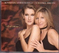 CELINE DION & BARBRA STREISAND Tell Him UK CD5
