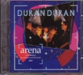 DURAN DURAN Arena EU CD Remastered w/2 Bonus Tracks