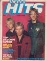 THE POLICE Smash Hits (2/7-20/80) UK Magazine
