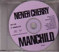 NENEH CHERRY Manchild 2 Track USA Promo CD5