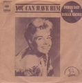 DORIS DAY & DINAH SHORE You Can Have Hime JAPAN 7