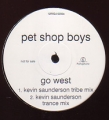 PET SHOP BOYS Go West UK 12