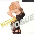 MADONNA Vogue USA CD5 w/Mixes