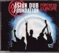 ASIAN DUB FOUNDATION Fortress Europe UK CD5