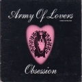 ARMY OF LOVERS Obsession USA CD5 w/6 Rare Mixes